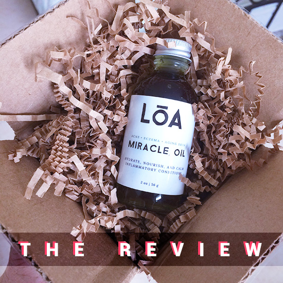 loa miracle oil review